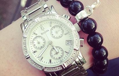腕表应该这样戴,一秒变成女神范!