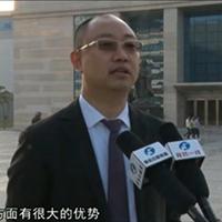 河南电视台报道——珠宝街双赢思维助力大学生创业