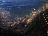 乌克兰琥珀矿迎来一次打击盗挖突击行动