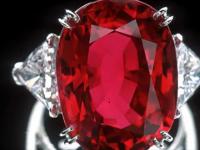 卡门·露西亚:世界上最大红宝石 现收藏于美国