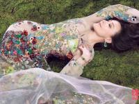 """如果要用一件珠宝治好女人们的""""贪心病"""",那一定是彩虹色的!"""