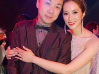 慈善还是炫富?徐子淇与老公出席慈善晚会戴300万珠宝