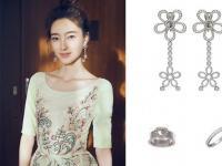 北京电影节的红毯上 看明星点睛之笔的珠宝配饰