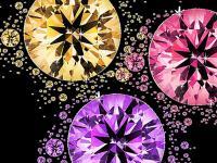 怎么挑选满意的彩色钻石