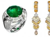 卡地亚珠宝新作 突破高级珠宝设计界限