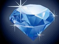 蓝色钻石是怎么产生的