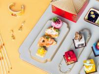 珠宝VS下午茶:身心沉浸酒店东方韵致 感受故宫文化创意典作