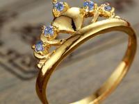 如何鉴定黄金首饰的真伪