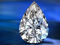 2019年1-7月中国钻石进口量为1124千克 同比下降14.9%