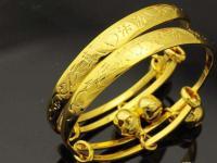 作为珠宝市场上新兴的品类 沙金首饰的市场前景好吗?