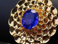 珠宝国检(NGTC)亮相深圳国际珠宝展 展位面前人流涌动