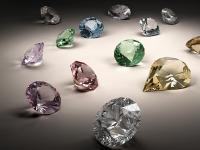 """澳大利亚""""Ellendale""""矿区发现一种呈现紫色或紫罗兰色的黄钻"""
