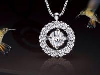 钻石饰品日常配饰需求是推动珠宝行业扩大规模的主动力